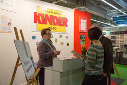 Kinderart Messestand 2014 2